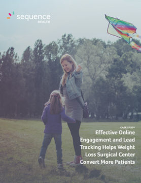 ALLEGHENIES SURGICAL: Weight Loss Surgical Center Converts More Patients With Effective Online Engagement and Lead Tracking